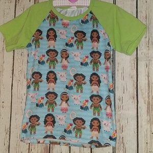 Other - Boys size 5 Moana shirt